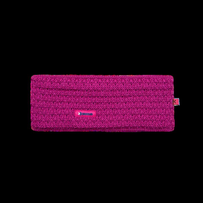 Knitted headband merino KAMA C36