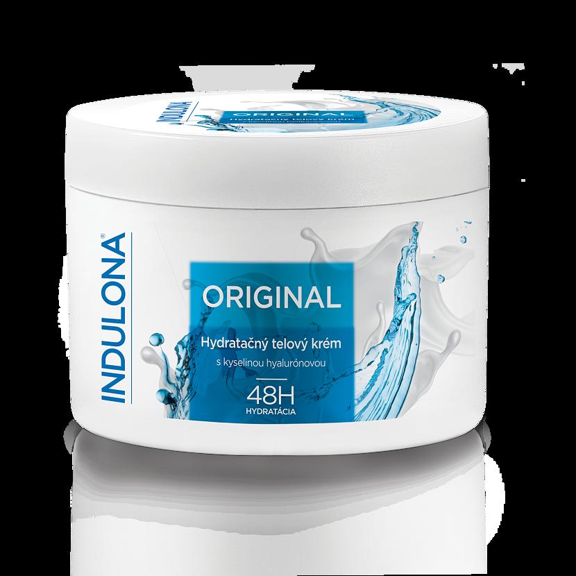 Indulona original hidratáló testápoló 250 ml