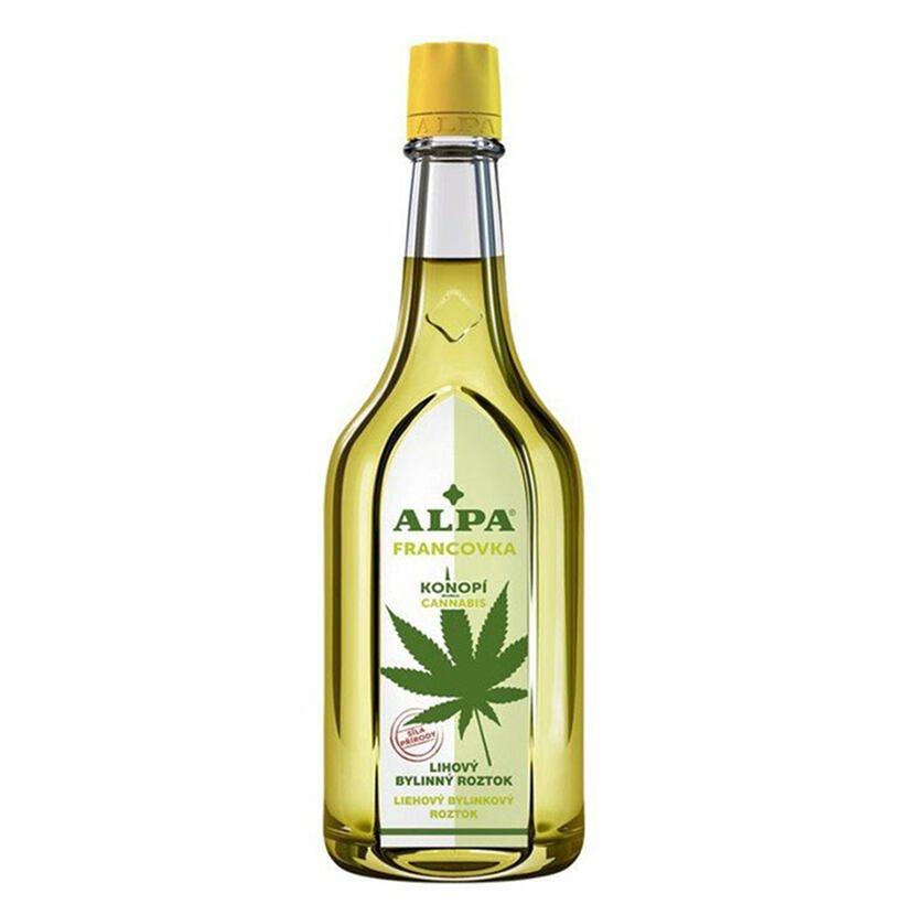 "Alpa ""Francovka"" kender 160 ml"