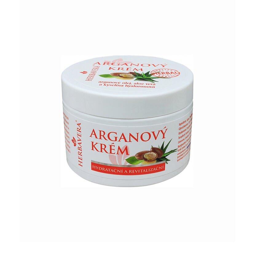 Arganový telový a pleťový krém 150 ml