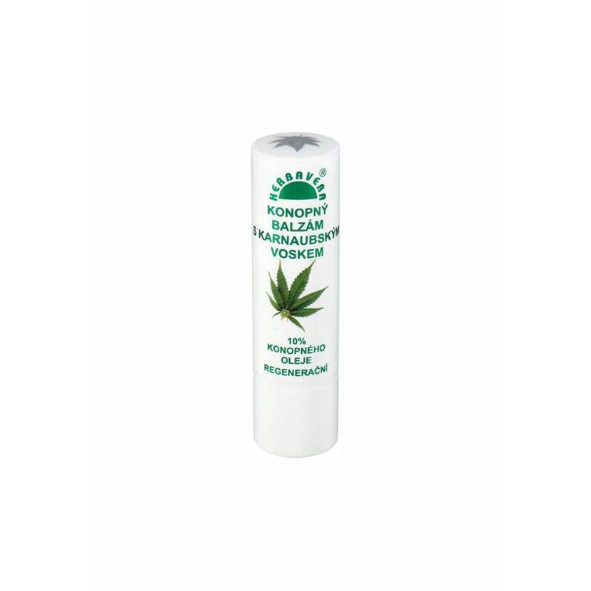 Balsam de buze cu cânepă 4,5 g