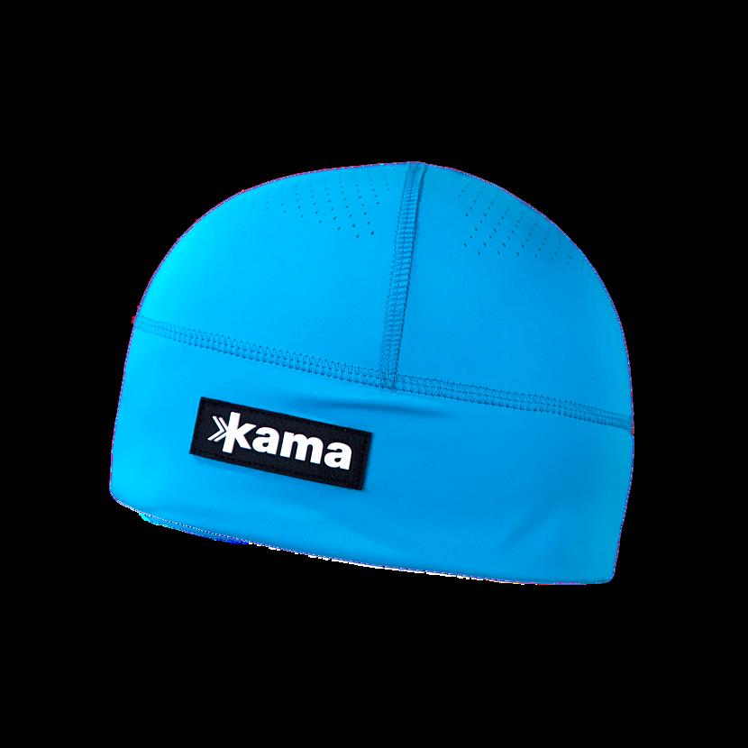 Running cap KAMA A87 - / Turquoise  Cyan