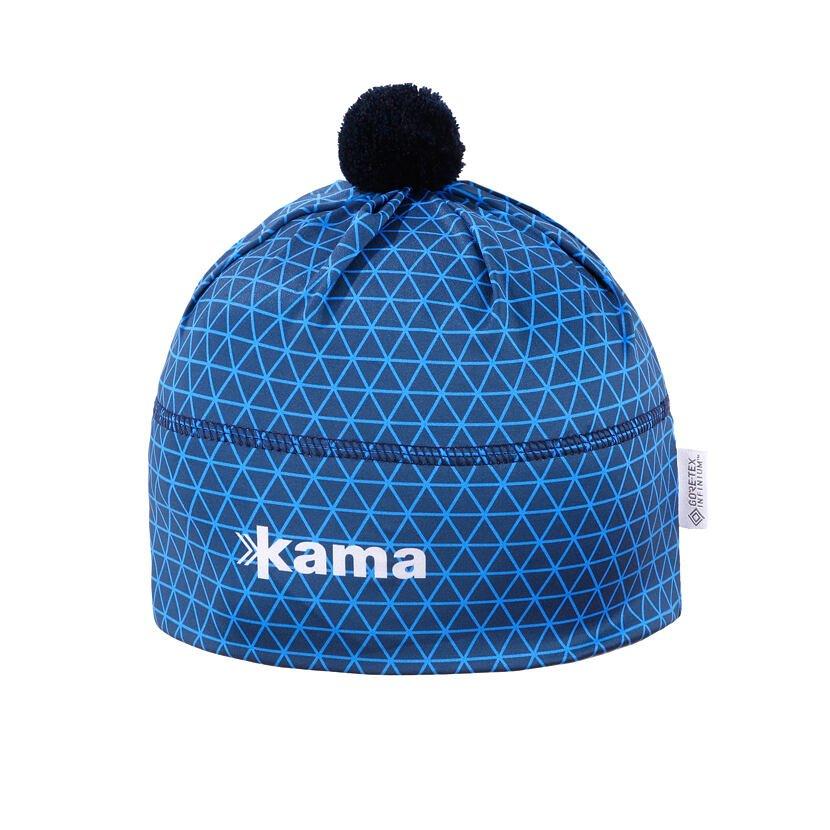 Running cap KAMA AW67 -  Dark blue