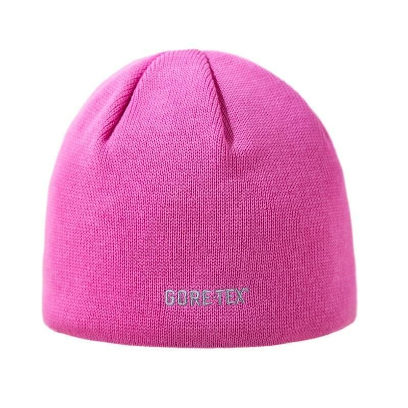 Merino KAMA AG12 knitted beanie Gore-tex -  Pink