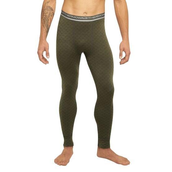 Férfi funkcionális alsó aláöltözet MERINO XTREME Thermowave - zöld
