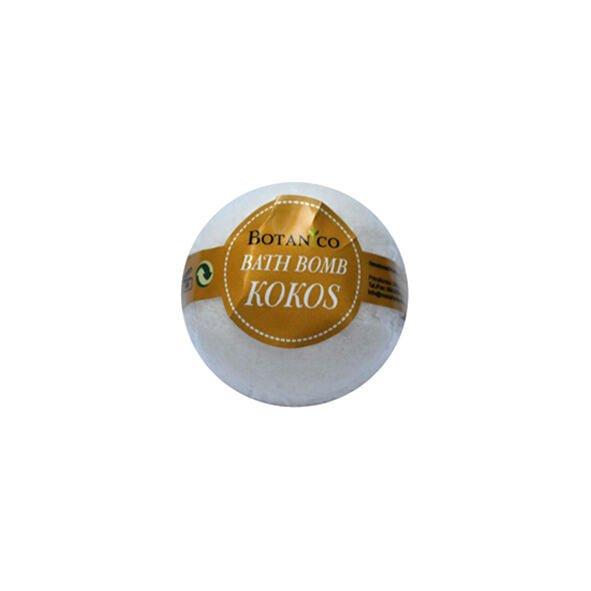 Pezsgő fürdőbomba - kókusz 50 g