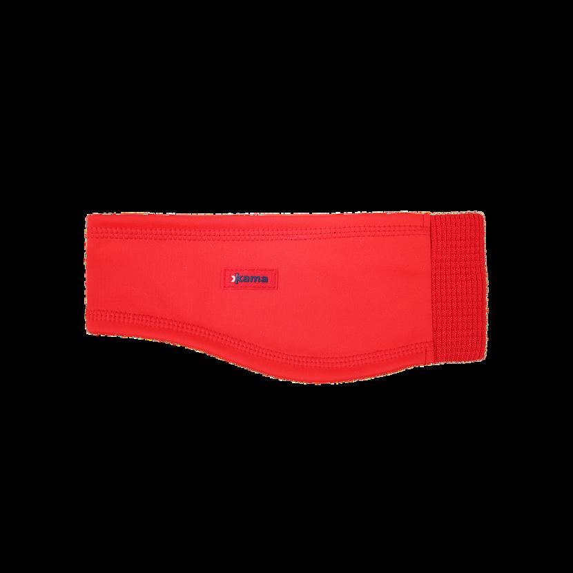 Softshellová čelenka Kama CW04 červená