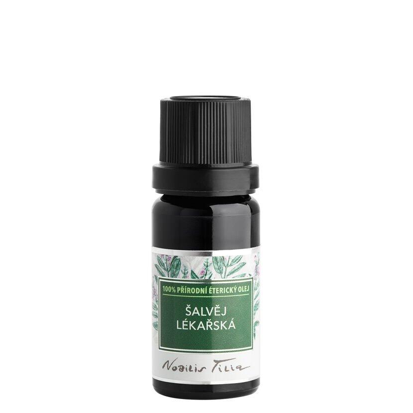 Éterický olej šalvěj lékařská 10 ml