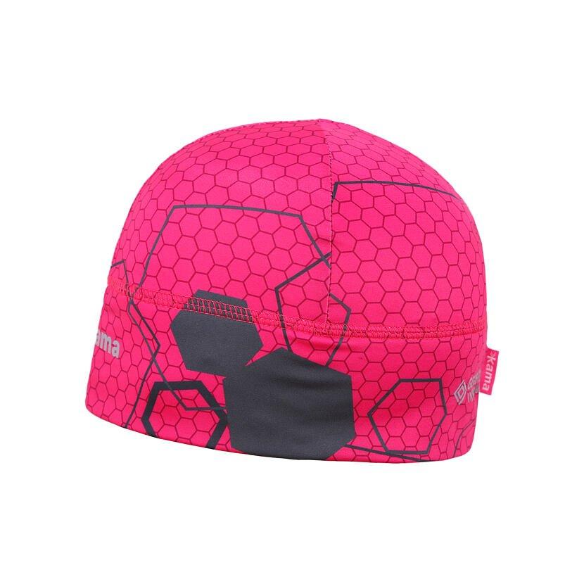 Bežecká čiapka KAMA AW66  ružová