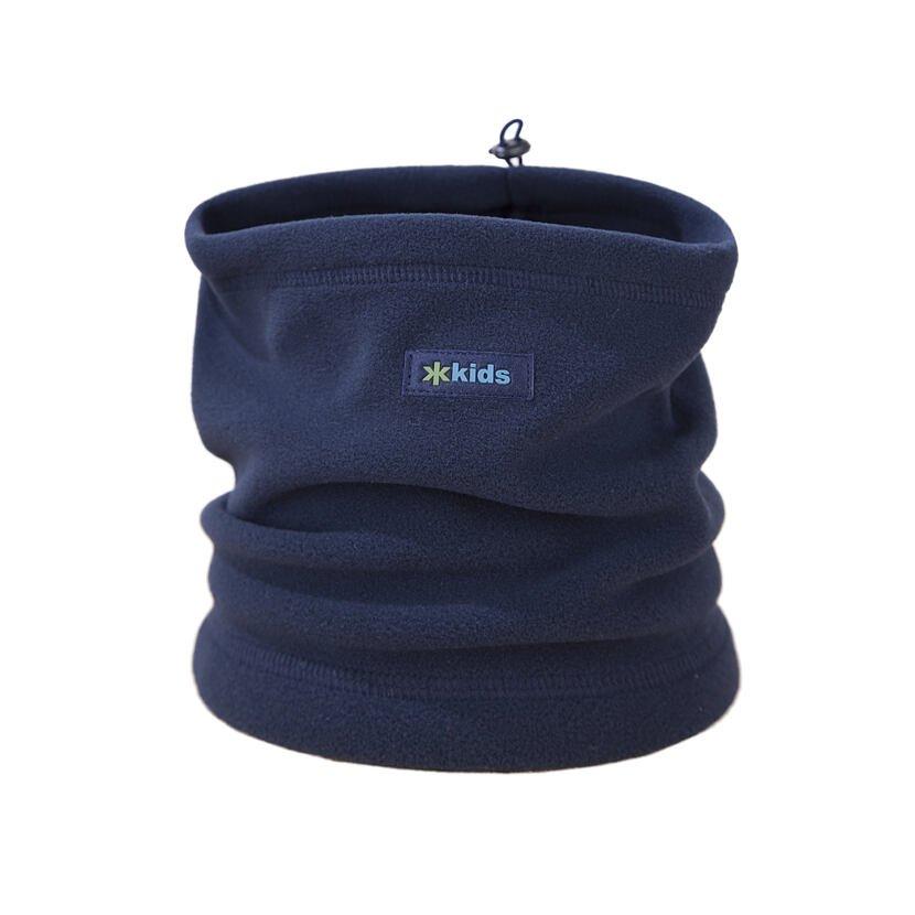 Dětský fleecový nákrčník Kama SB13 tmavě modrá