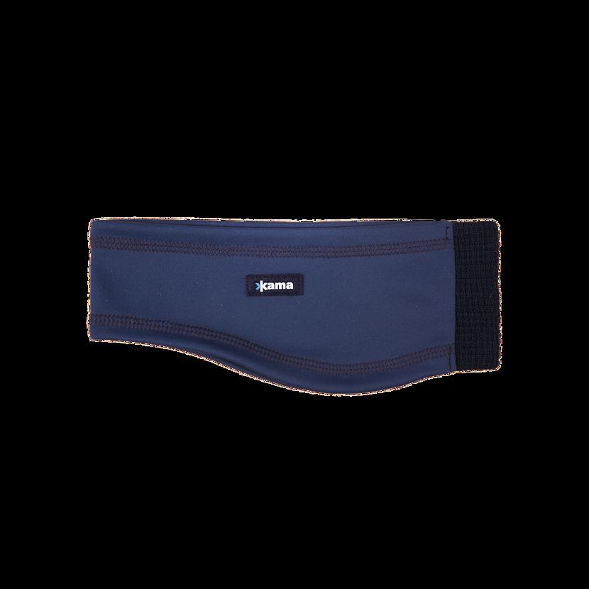Soft Shell čelenka KAMA CW04 Windstropper tmavě modrá