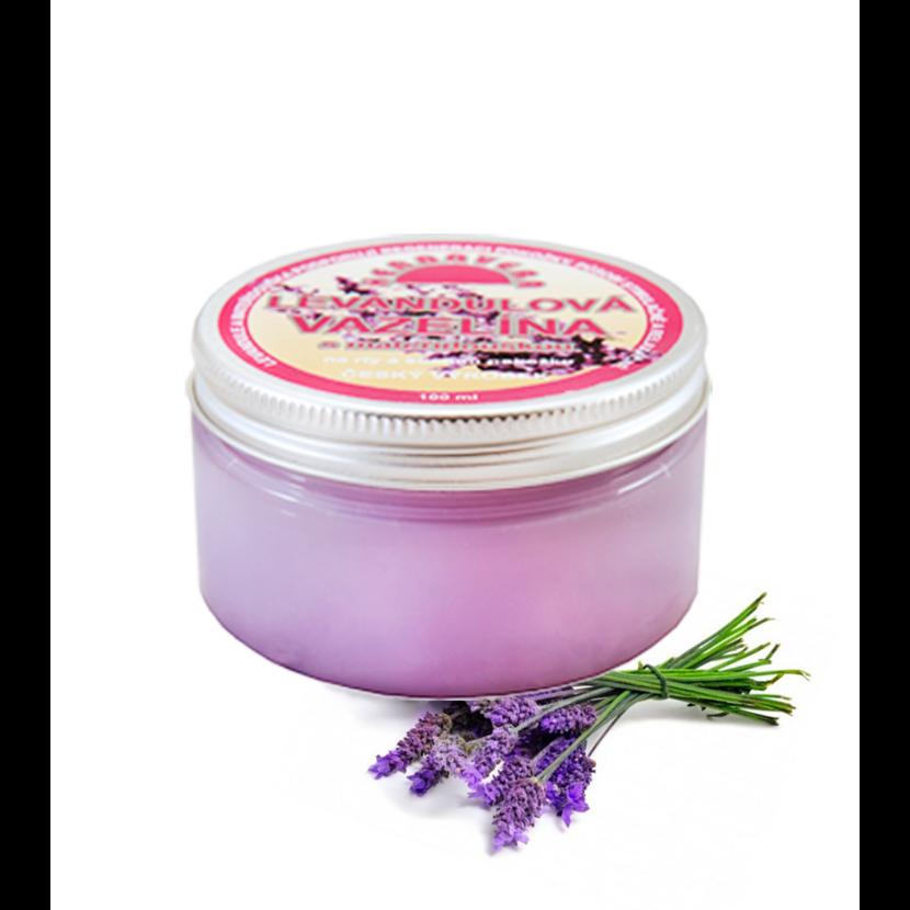 Lavender vaseline with thyme 100 ml