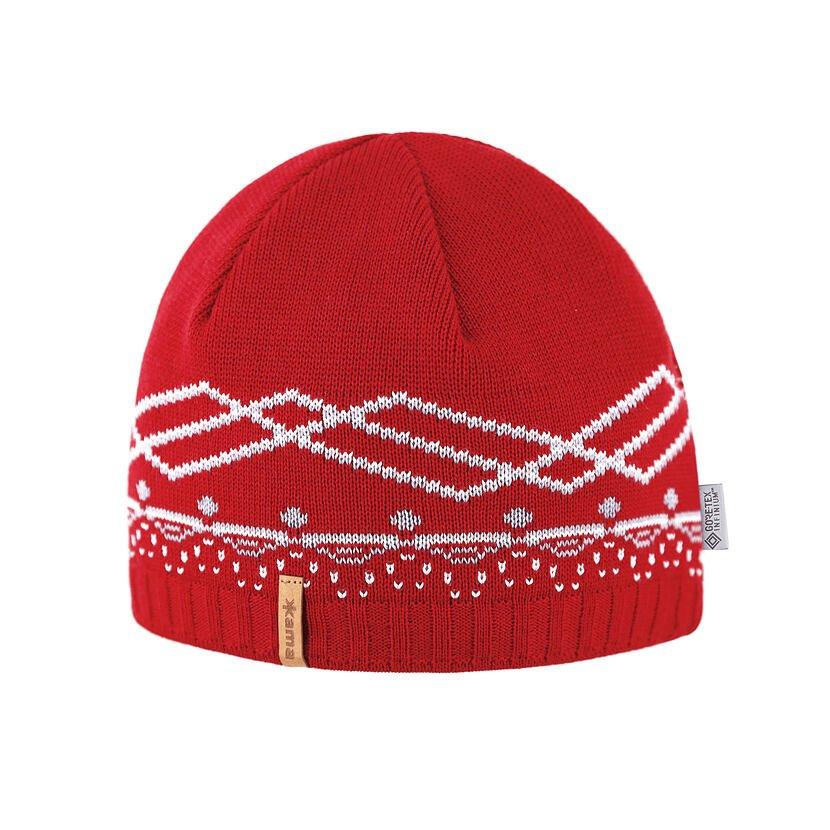 Pletená čiapka Merino Kama AW60