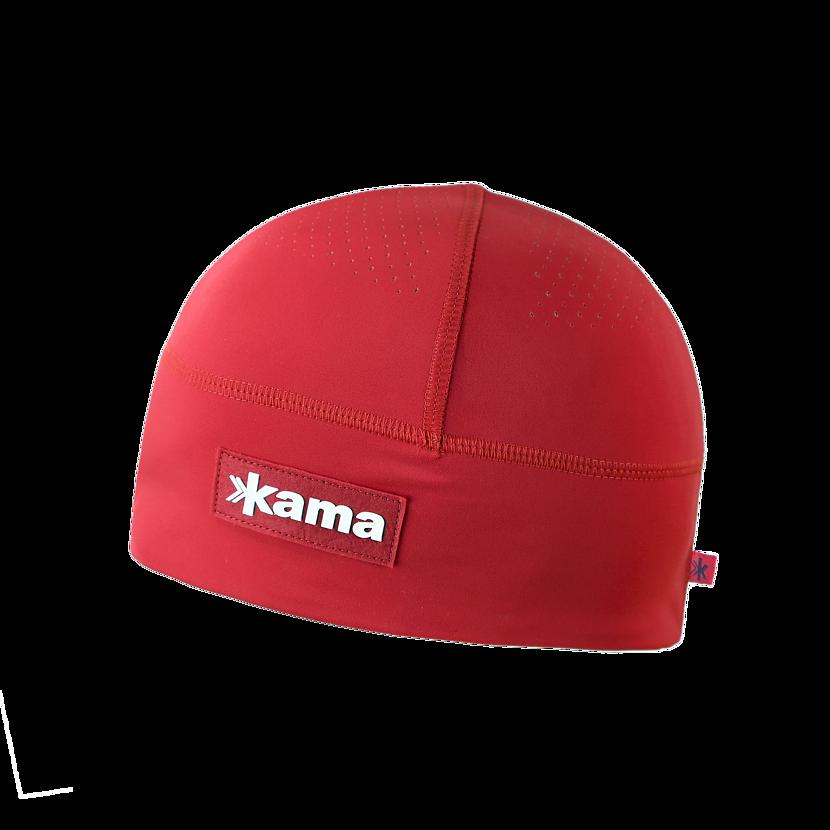Běžecká čepice KAMA A87 červená
