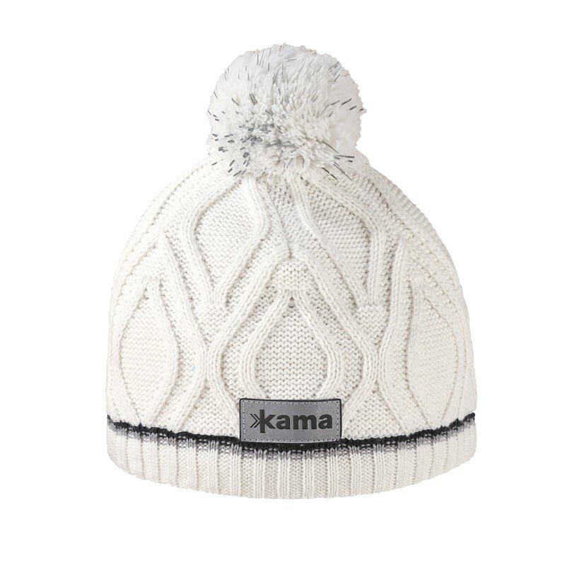 Children's knitted Merino hat KAMA B90 -