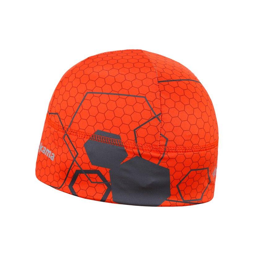Bežecká čiapka Kama AW66 Gore-tex oranžová