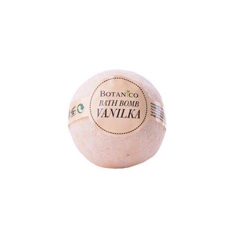 Bombă de baie efervescentă - vanilie 50 g