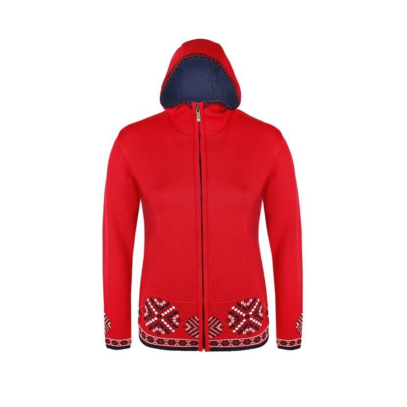 Dámsky pletený sveter Merino Kama 5035