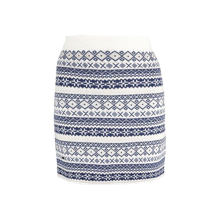 Fustă Merino tricotată Kama 6007