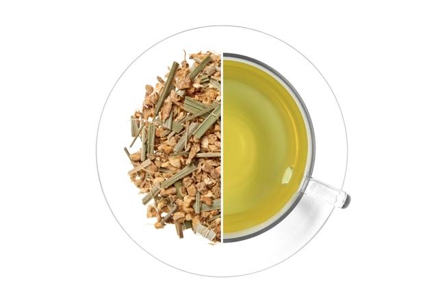 Ayurvedic Lemon-Ginger Tea 70g