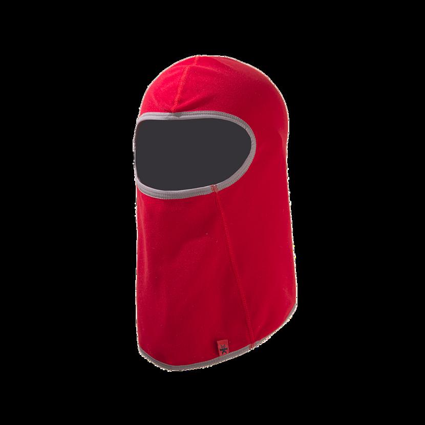 Fleecová kukla Kama D16 červená