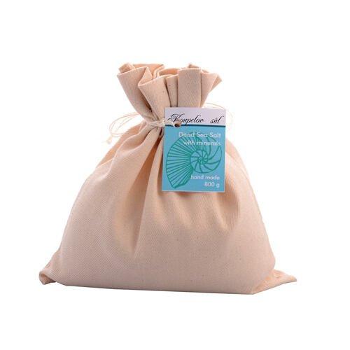 Solný nahřívací polštářek Mrtvé moře 800 g
