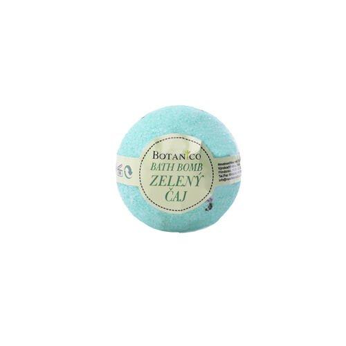 Šumivá bomba do kúpeľa zelený čaj 50 g