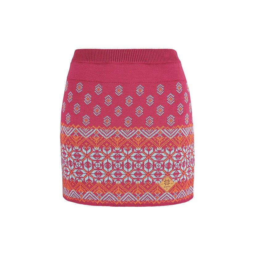 Pletená sukňa Merino Kama 6008