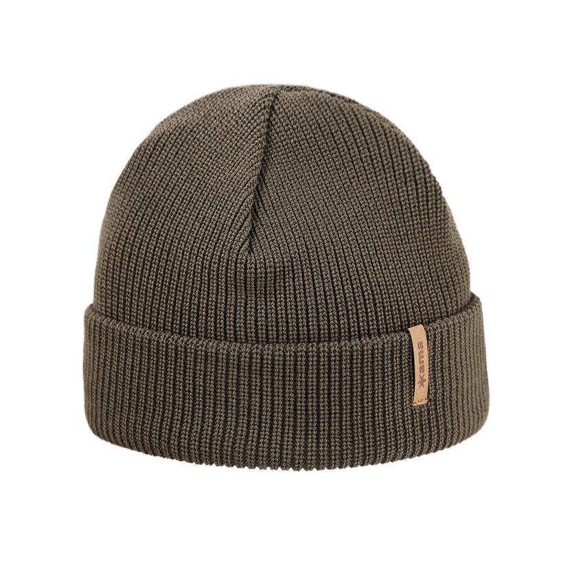 Pletená čiapka Merino Kama A159