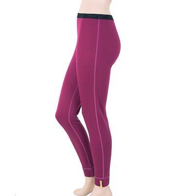 Női funkcionális alsó aláöltözet MERINO ACTIVE Senzor - rózsaszín