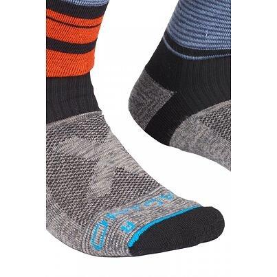 Férfi Ortovox Merinó zokni All Mountain Mid Socks