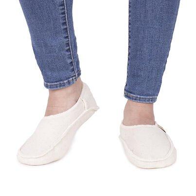 Elastic Merino socks Low-cut