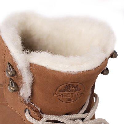 Fluffy Prestige Vlnka winter shoes high