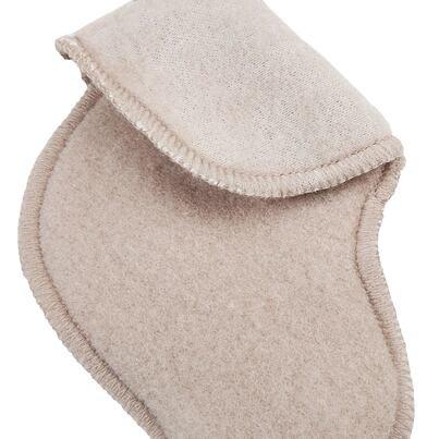 Újszülött zokni - bézs
