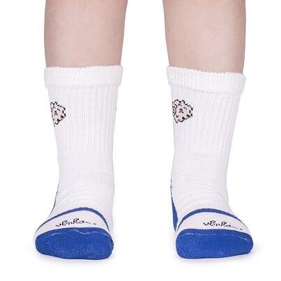Kid's socks Merino 2 pairs -  Blue