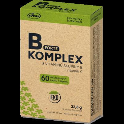 B - komplex 60 kapszula ECO