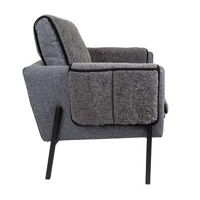 Pernă pentru scaun TV tip fotoliu - Bej