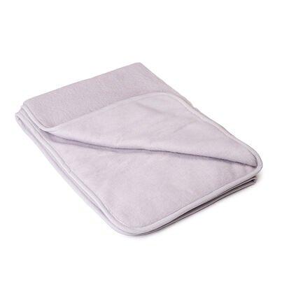 Gyerek takaró birka gyapjúból - lila