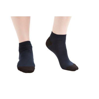 Bambusové ponožky kotníkové 2 páry