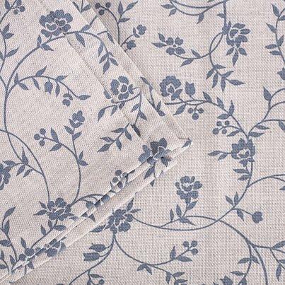 Placemat - Blue Blossoms