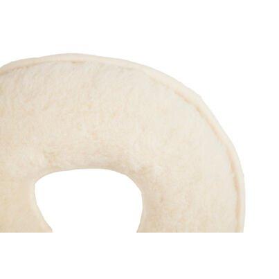 Patkó párna birka gyapjúból - természetes