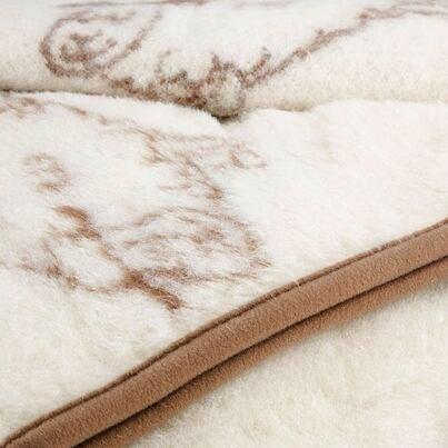 Wool 1-ply blanket - Sheep