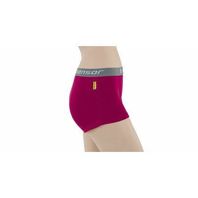 Dámske funkčné nohavičky Sensor Merino Active Ružová