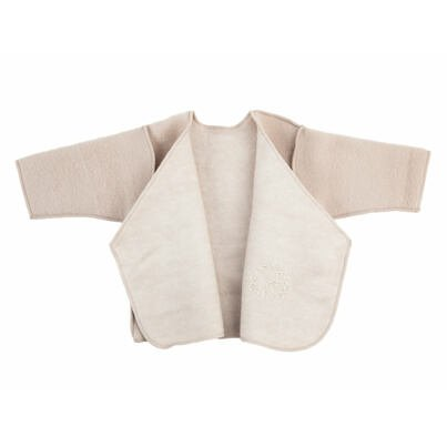 Wool newborn set - Beige M