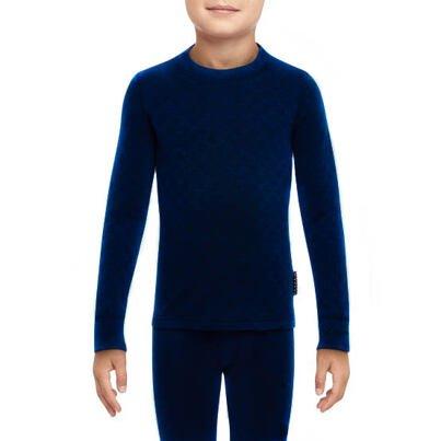 Chlapecké funkční triko merino XTREME Thermowave modrá
