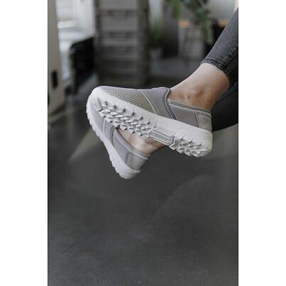 Dámské prodyšné gelové tenisky šedá