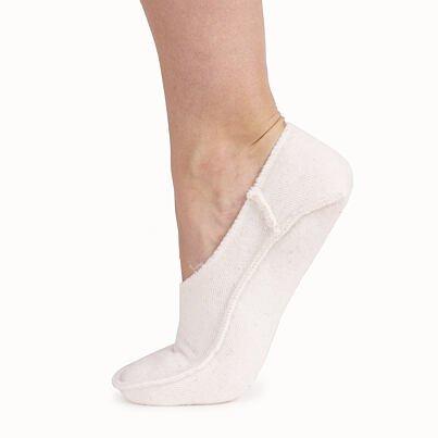 Elasztikus alacsony Merinó zokni