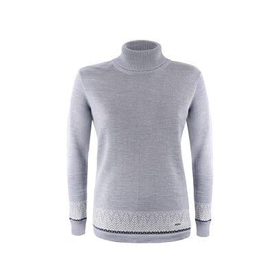 Women's sweater Merino Kama 5022 - Dark Blue / Navy