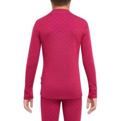 Dívčí funkční triko merino XTREME Thermowave růžová
