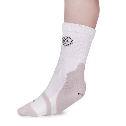 Detské ponožky Merino 2 páry  béžová